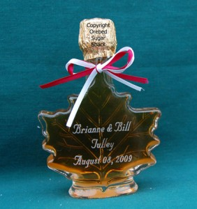 Unique Maple Wedding Favor_web